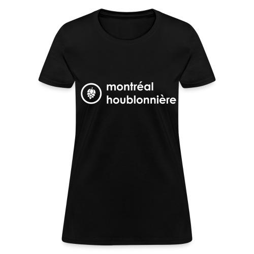 Noir - Femme - Women's T-Shirt