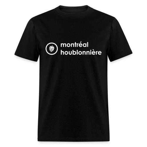 Noir - Homme - Men's T-Shirt