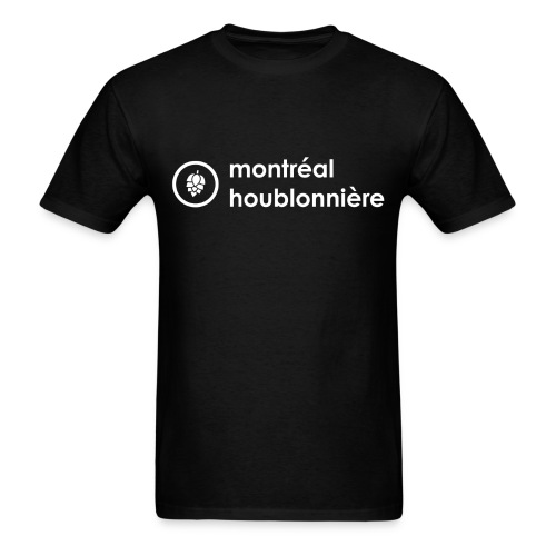 Noir - Homme - Men's T-Shirt