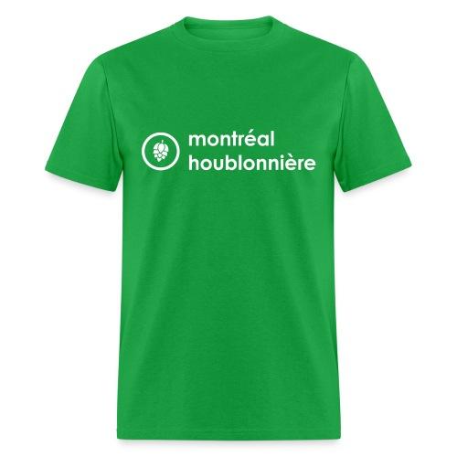 Vert - Homme - Men's T-Shirt