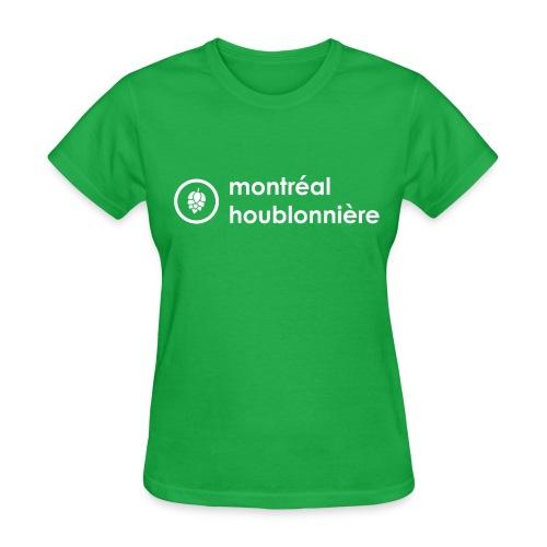 Vert - Femme - Women's T-Shirt