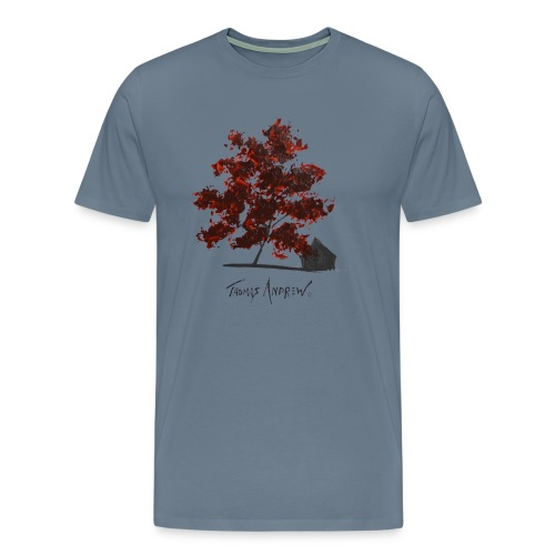 Men's Premium T-Shirt - The Premium T=Shirt runs a little small, so you may want to order one size up.