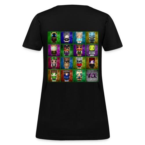 Build Team - Women's T-Shirt
