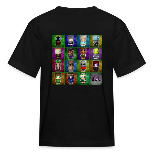Build Team - Kids' T-Shirt