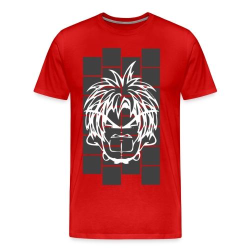 BFCC: Cube Lit Grey Grey - Men's Premium T-Shirt