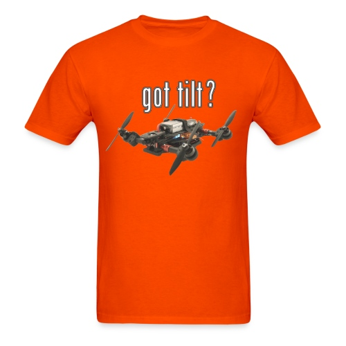 FPV - Got Tilt? - Men's T-Shirt