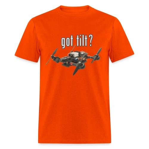 FPV - Got Tilt? - Men's T-Shirt