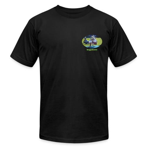 Touchdown - Men's Fine Jersey T-Shirt