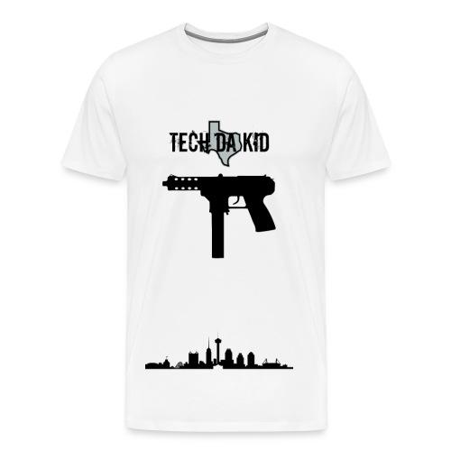 Tech Da Kid - Men's Premium T-Shirt