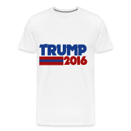 T-Shirts ~ Men's Premium T-Shirt ~ Donald TRUMP 2016
