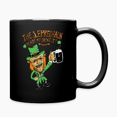 leprechaun Mugs & Drinkware