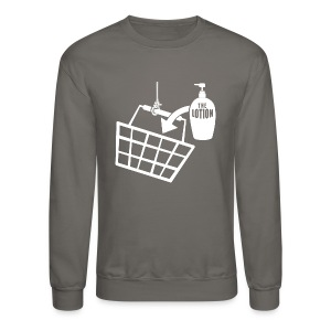 It puts the Lotion in the Basket - Buffalo Bill - Crewneck Sweatshirt