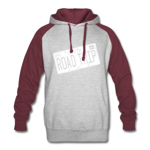 Official Road Trip Shirt - Colorblock Hoodie