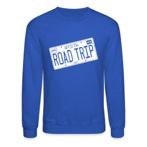 Official Road Trip Shirt - Crewneck Sweatshirt