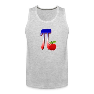 All American Pi-plain - Men's Premium Tank
