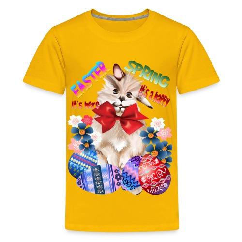 IT'S EASTER IT'S GREEN - Kids' Premium T-Shirt