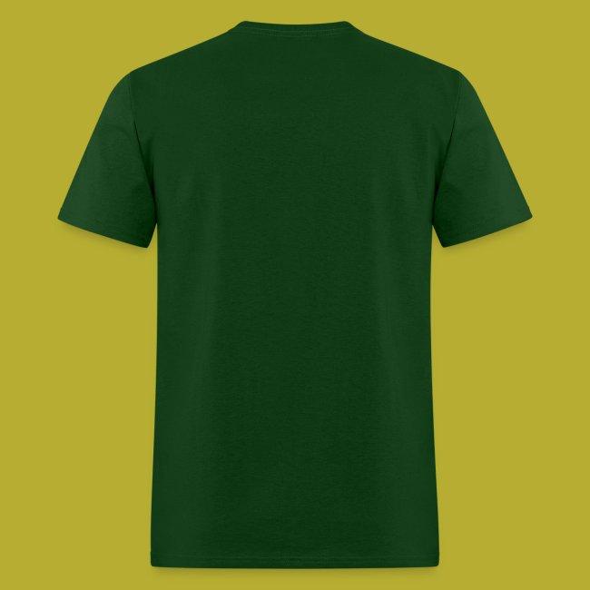 Trigger-Happy Kittens - BW Logo - Men's T-Shirt - FRONT