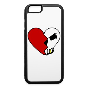 the Head & the Heart iPhone 6 Case - iPhone 6/6s Rubber Case
