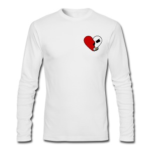 the Head & the Heart V3 Team Series Long Sleeve - Men's Long Sleeve T-Shirt by Next Level