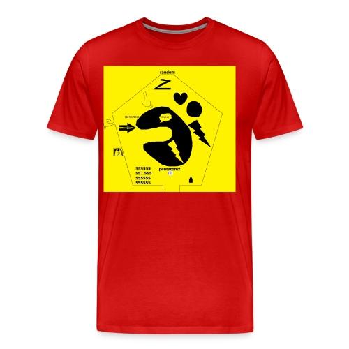 random shirt for men - Men's Premium T-Shirt