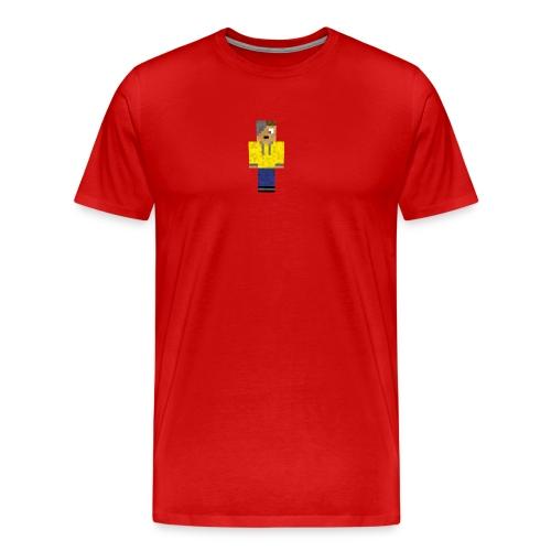 minecraft skin shirt for men - Men's Premium T-Shirt