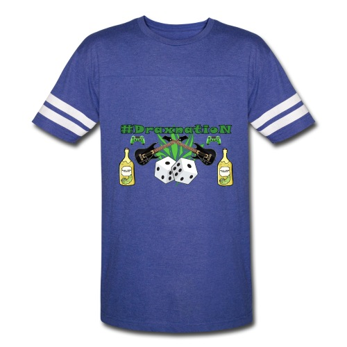 Team DraxNation Jersey - Vintage Sport T-Shirt