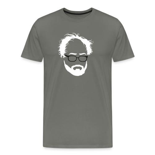 Beards For Bernie Head T-Shirt - Men's Premium T-Shirt