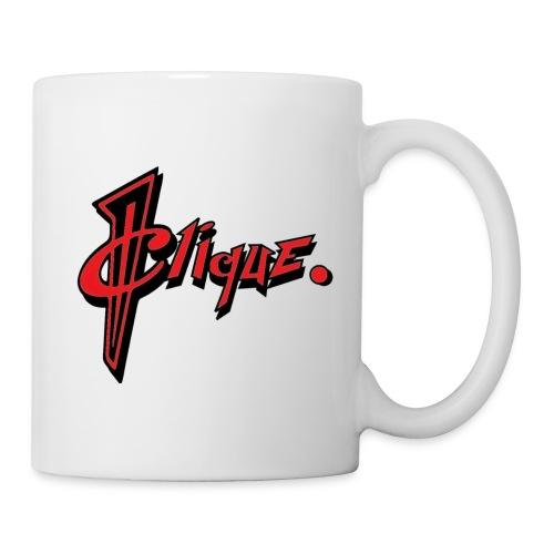 Clique Logo Mug - Coffee/Tea Mug