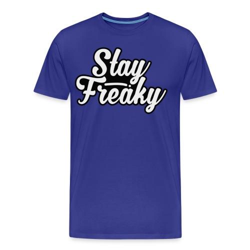 StayFreaky Men T v1 (all colors) - Men's Premium T-Shirt