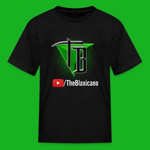 Kid's TheBlaxicano Official Tee - Kids' T-Shirt