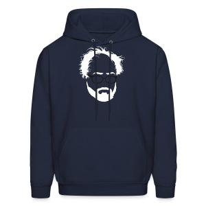 Beards For Bernie Head Pullover Hoodie - Men's Hoodie