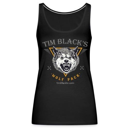 WolfPack Woman's Tank - Women's Premium Tank Top