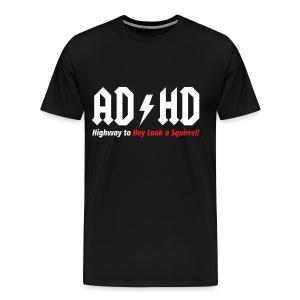 AD HD - Men's Premium T-Shirt