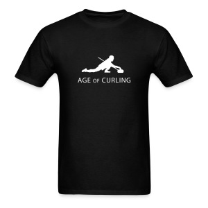 Age of Curling T-Shirt - Men's T-Shirt