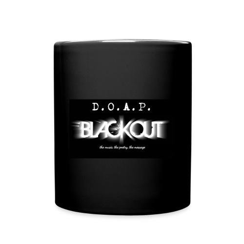 DOAP BLACKOUT Coffee Mug - Full Color Mug