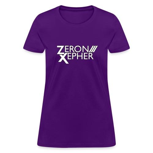 Classic ZeronXepher Official Shirt - Women - Women's T-Shirt