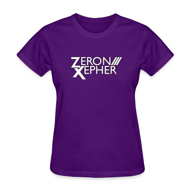 Classic ZeronXepher Official Shirt - Women