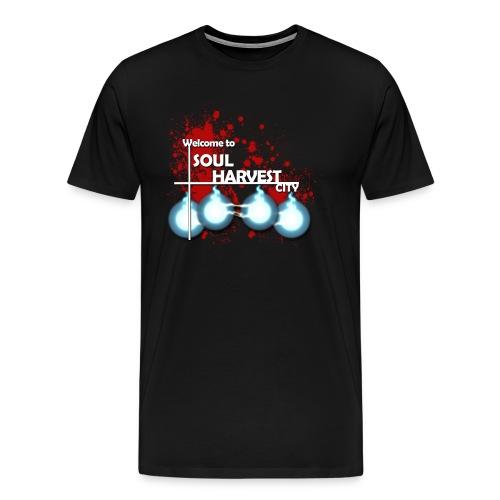 Soul Harvest City 2 - Men's Premium T-Shirt