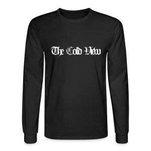 The Cold View - Logo Longsleve - Men's Long Sleeve T-Shirt