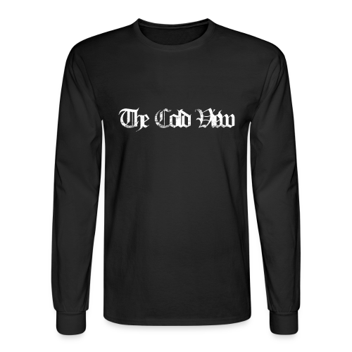 The Cold View - Logo Longsleve - Men's Long Sleeve T-Shirt