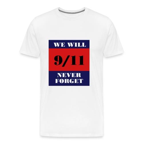 September 11 - Men's Premium T-Shirt