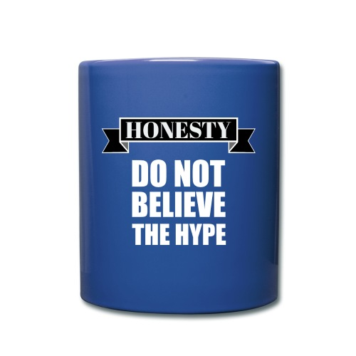Honesty is the Best Policy - Full Color Mug
