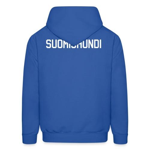 Suomisaundi, men's hoodie - Men's Hoodie