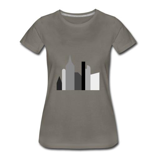 Women's Skyline T-Shirt - Women's Premium T-Shirt