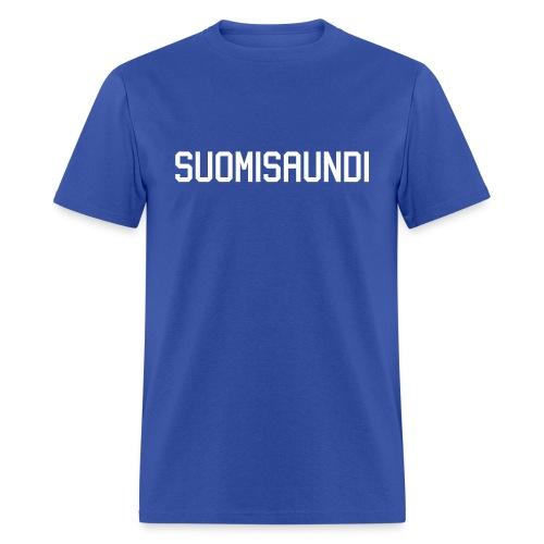 SUOMISAUNDI, men's t-shirt - Men's T-Shirt