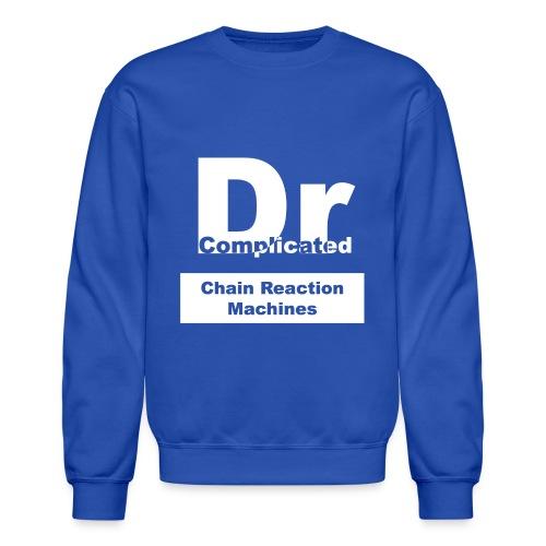 DrComplicated Crewneck Sweater - Crewneck Sweatshirt