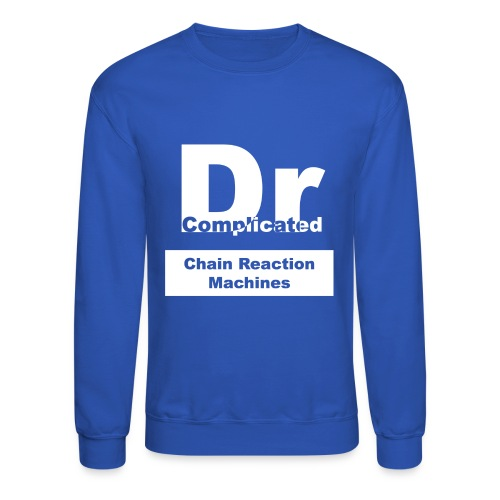 DrComplicated Crewneck Sweater - Crewneck Sweatshirt