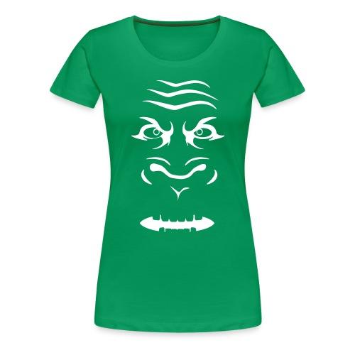 T-Squatch - Women's Premium T-Shirt