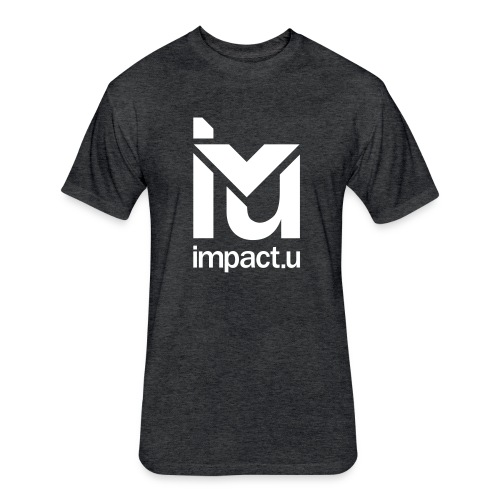 ImpactU Tee  - Fitted Cotton/Poly T-Shirt by Next Level