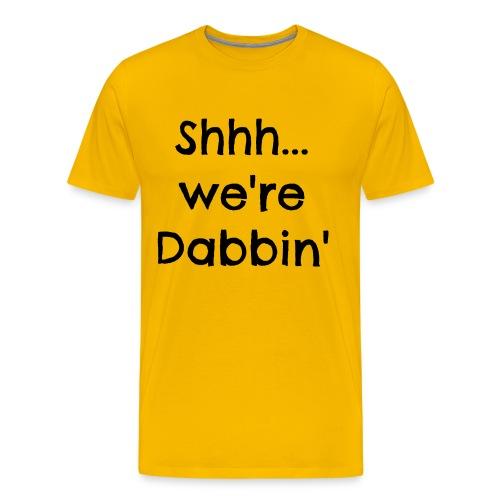 Dabbin' (Men) - Men's Premium T-Shirt